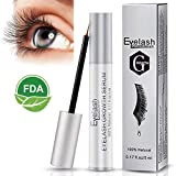 Eyelash Growth Serum,Playmont Natural Eyebrow Enhancer Serum Product, Brow & Lash Enhancing Formula