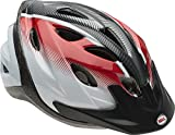 Cheap Bell Adult Red/Black/White Herringbone Torque Helmet