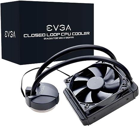 EVGA Ventilador CPU REFRIGERACION LIQUIDA CLC 120 CL11 ...