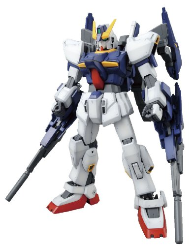 Bandai Hobby MG Build Gundam MK 2 Model Kit (1/100 Scale)