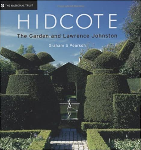 Book Hidcote: The Garden and Lawrence Johnston