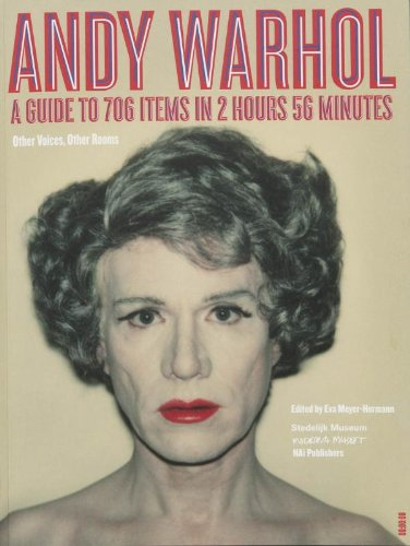 Read Online Andy Warhol: Other Voices, Other Rooms: A Guide to 817 Items in 2 Hours 56 Minutes PDF