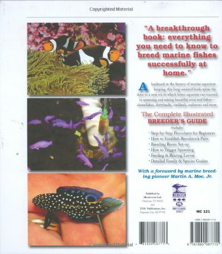 The Complete Illustrated Breeders Guide to Marine Aquarium Fishes