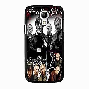 Personality Alternative Metal TDG Three Days Grace Phone Case Cover for Samsung Galaxy S4 Mini 3DG Unique