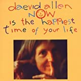 Now Is Happiest Time of Your Life by DAEVID ALLEN (2009-06-23)
