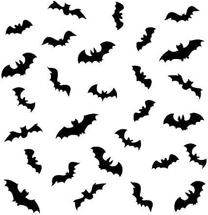 Murciélagos Mini patrón Stencil – 4