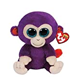 grapes beanie boo - Claire's Accessories TY Beanie Boos Small Grapes the Monkey Plush Toy