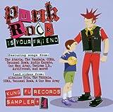 Punk Rock is Your Friend - Sampler #4