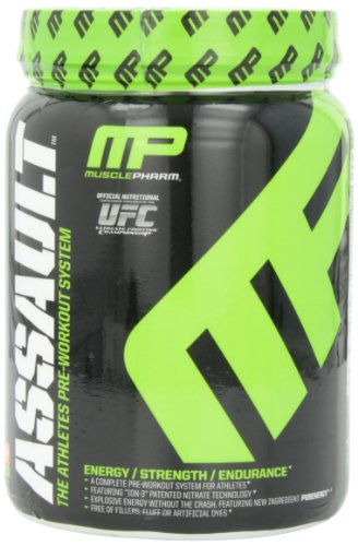 MusclePharm Assault - 50 Servings Fruit Punch