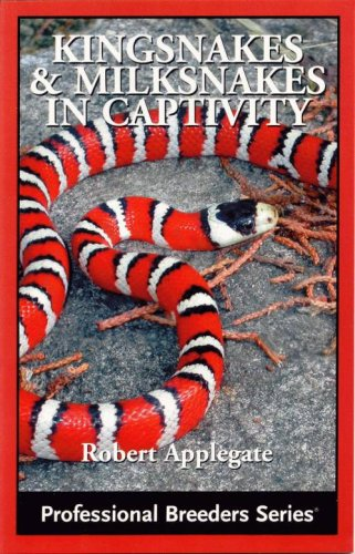 Kingsnakes & Milksnakes in Captivity (Professional Breeders Series)