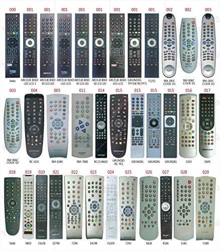 Huayu RM-L1383 - Mando a Distancia Universal para televisor ...