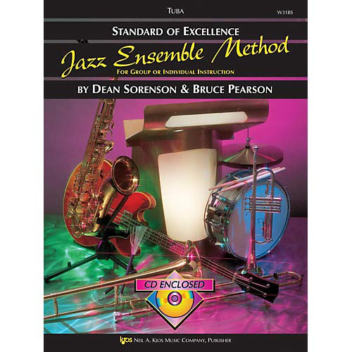 (Standard Of Excellence for Jazz Ensemble Tuba Pack of 2)