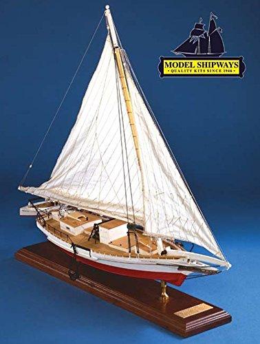 Skipjack Wood - Model Shipways Willie Bennett Skipjack Wood 1:32 Scale NEW ON SALE - Model Expo