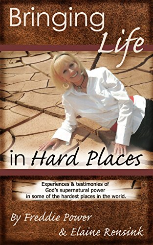 Bringing Life in Hard Places: True stories of healing and financial  miracles through manifest spiritual inspiration