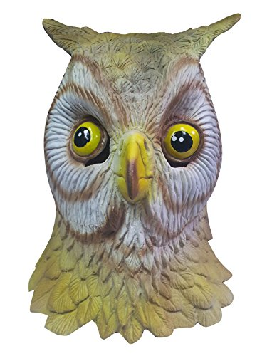 Ciao Latex Mask Owl]()