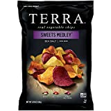Terra Sweets Medley Chips with Sea Salt, 5.75 oz. (Pack of 12)