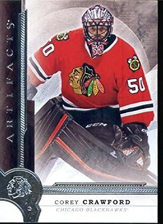 2015-16 Upper Deck UD Portraits #P-59 Ryan Hartman Chicago Blackhawks Hockey Card