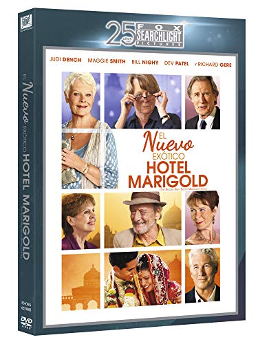 The Second Best Exotic Marigold Hotel - El nuevo exótico Hotel Marigold (Edición 25 Aniversario Fox Searchlight) (Non USA Format)