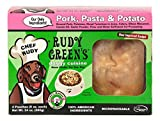 Rudy Green'S Doggy Cuisine Home Cooking For Dogs Pork,Pasta And Potato Frozen Human Grade Dog Food 5 Boxes (7.5 Lbs Total,  20 Pouches Each 6 Oz)