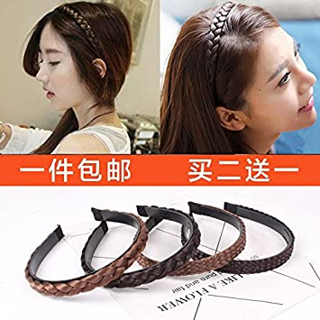 Amazon com : Wide headband wig hair twist plate made simple