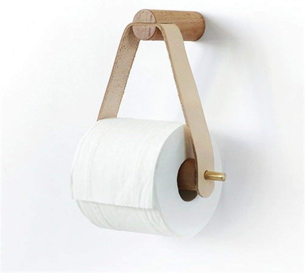 Color : BLACK Porte papier toilette Porte-papier hygi/énique Triangle Rouleau /étag/ère tissu Support de rangement en bois Cuivre Combinaison de cuisine Porte-serviettes papier toilette stockage