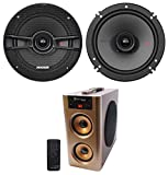 Pair Kicker 44KSC6504 KSC650 6.5'' 400w Car Audio Speakers KSC65 + Free Speaker