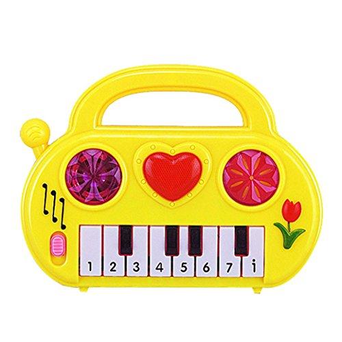 Tenworld Baby Electronic Organ Musical Instrument Birthday Present Kid Wisdom Develop Toys