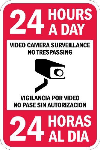 SmartSign Security Legend Camera Surveillance