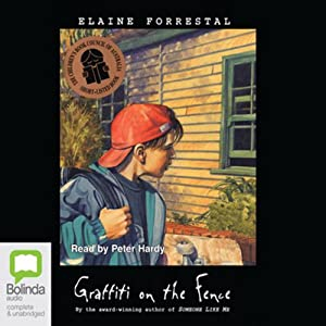 Graffiti on the Fence Audiobook
