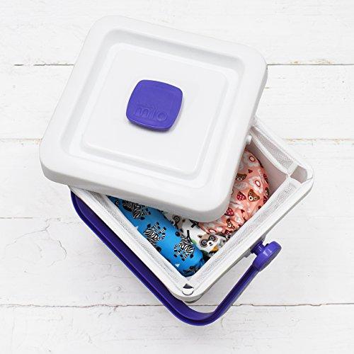 Bambino Mio APK BKLB2 - Set balde de pañales y bolsa de lavado