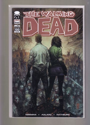 IMAGE COMICS THE WALKING DEAD #100 MARC SILVESTRI VARIANT COVER RICK / MICHONNE