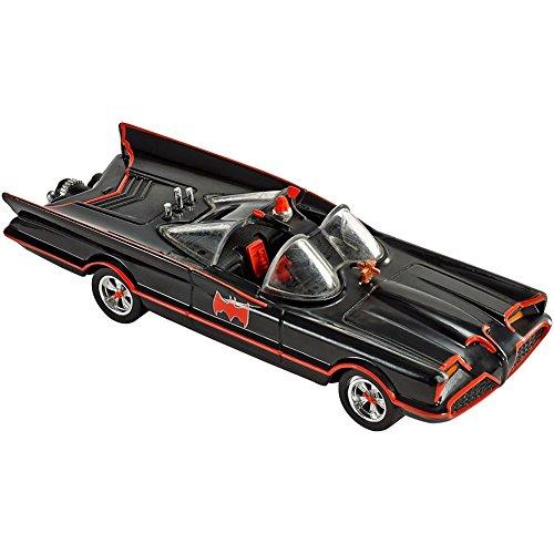 BATMAN 1966 TV BATMOBILE 2012 Hot Wheels 1:50 Scale Collectible Die Cast Car (Scale Collectible Diecast Car)
