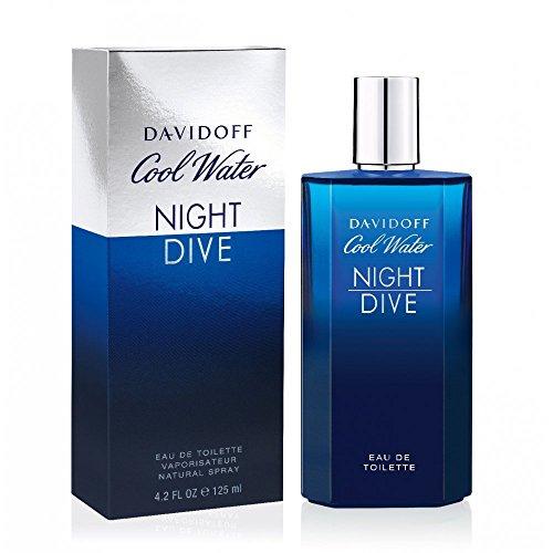 Davidoff cool water night dive eau de toilette 42 oz