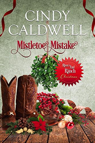 Mistletoe Mistake (River's End Ranch Book 35) cover