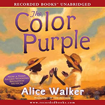 Amazon.com: The Color Purple (Audible Audio Edition): Alice Walker ...