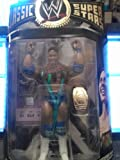 tickets wwe - 2006 WWE Classic Super Stars Collector Series #10 Rocky Maivia Wrestlemania Tickets Promotion