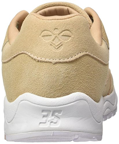 Dust Beige Adulte Basses 3s Mixte Rose Suede Sneakers hummel n8ZxTwUnq