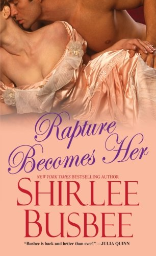 book cover of Rapture Becomes Her