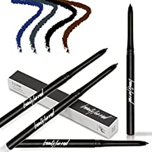 Beauty for Real I-Line 24/7 Water-Proof Eyeliner Collection, 4 Piece