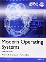 Modern Operating Systems: Global Edition, 4th Edition Front Cover
