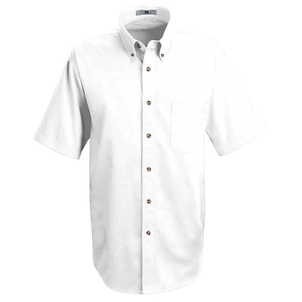 SSLXL Men 1T22WH Red Kap Mens Meridian Performance Twill Shirt