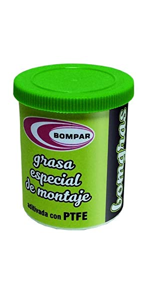 Grasa en bote Bompar Verde 70 gr