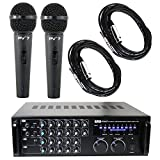 Best Karaoke Mixers With Digital - Package Bundle - EMB EBK37 Pro 700-watt Digital Review