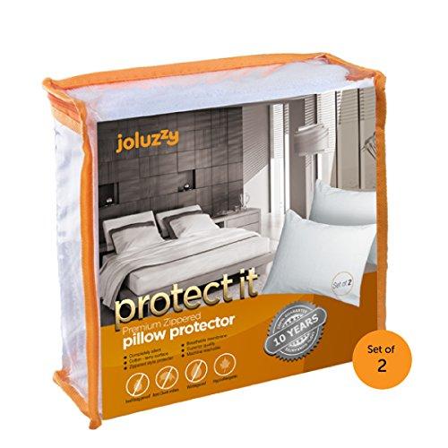 Waterproof Protector Hypoallergenic Vinyl Free 10 Year Warranty