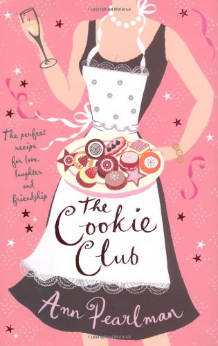 """""""The Christmas Cookie Club"""" av Ann Pearlman"""