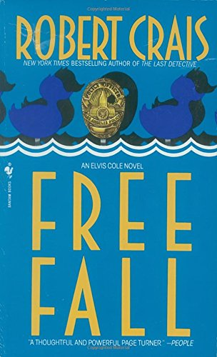 Free Fall (Elvis Cole) 12mo Free Ship