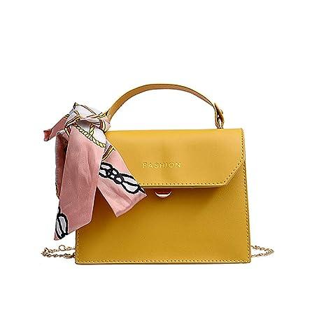 Amazon.com: Freesa - Bolso pequeño y cuadrado para mujer ...