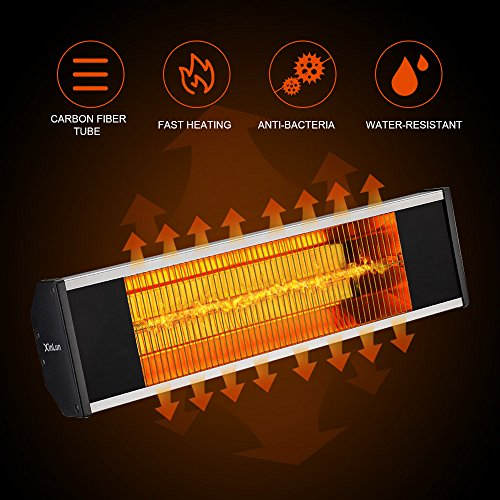 Buy heater for porch