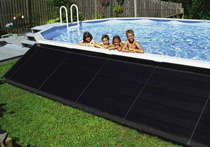 Pool Eco Solar System Set für 6,0 x 0,6m