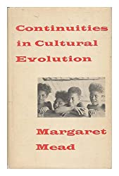 Continuities in Cultural Evolution (The Terry Lectures)